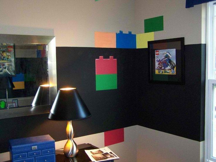 Boys Lego Bedroom Ideas 118 best lego decorating ideas images on pinterest | bedroom ideas