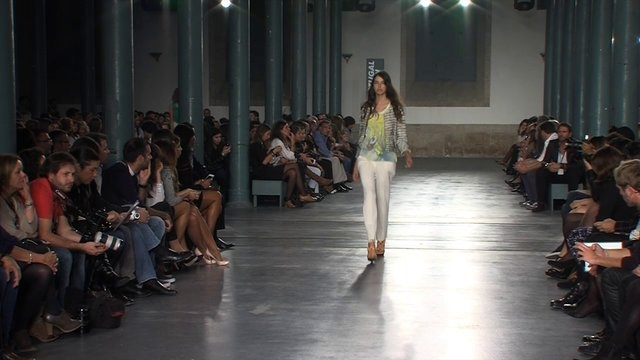 Meam by Ricardo Preto Portugal Fashion Spring Summer 2013 (video - vimeo)