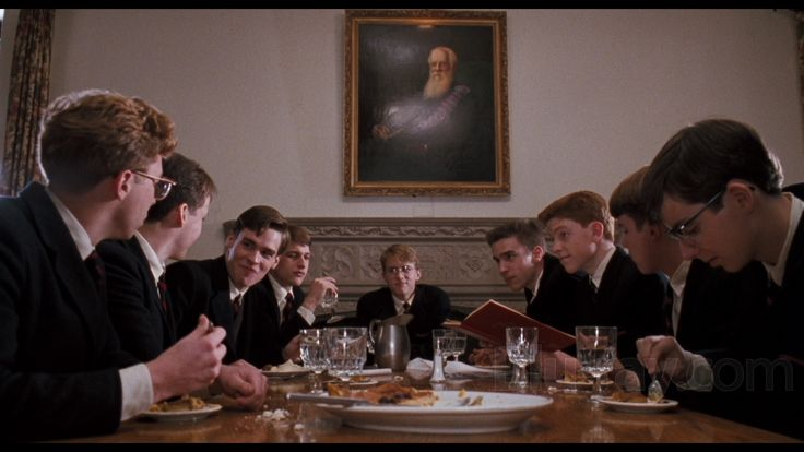 Dead Poets Society - directed by Peter Weir (1989)