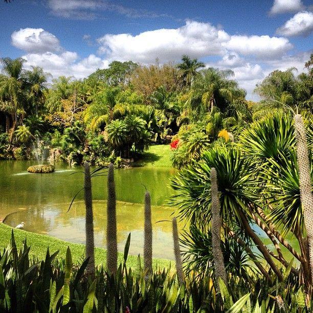 Pinecrest Gardens in Pinecrest, FL