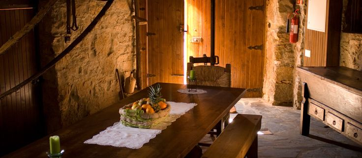 We Love Small Hotels - via Nelson Carvalheiro June 2015 | We Love Small Hotels is a cherry picked collection of intimate boutique properties giving you private access to the authentic and unhurried Portugal. Photo: Casa do Zé Sapateiro, Schist Villages