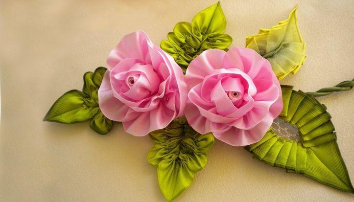 Kurdeleden Çiçek Yapımı Modelleri. Kurdeleden Çiçek Yapımı Resimli Anlatım. Kurdele İle Çiçek Nasıl Yapılır. Kurdeleden Çiçek Yapımı Teknikleri Nelerdir.