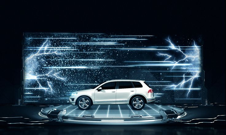 #3Dmapping #Презентация #Volkswagen #Touareg #mapping #DreamLaser #3dsmax #videomapping #projection #VW #DL #проекционноешоу
