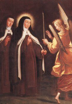 The 23 best karmel images on pinterest catholic catholic saints saint teresa of avila saint teresa of avila biography and portrait fandeluxe Image collections