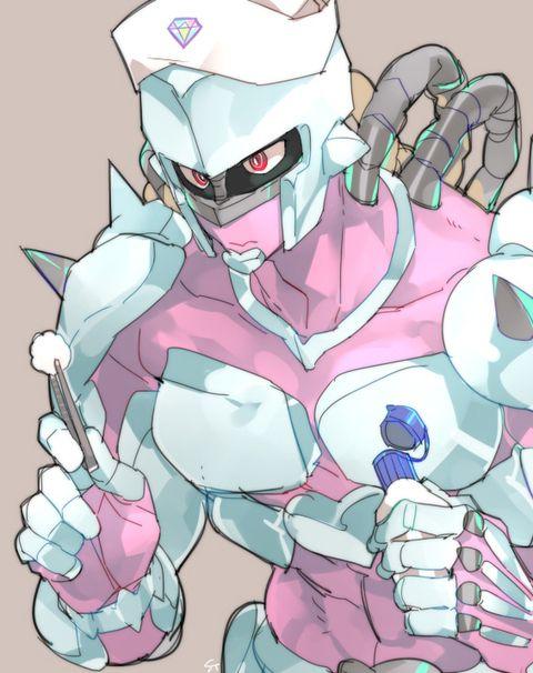 Crazy Diamond ready to nurse you up