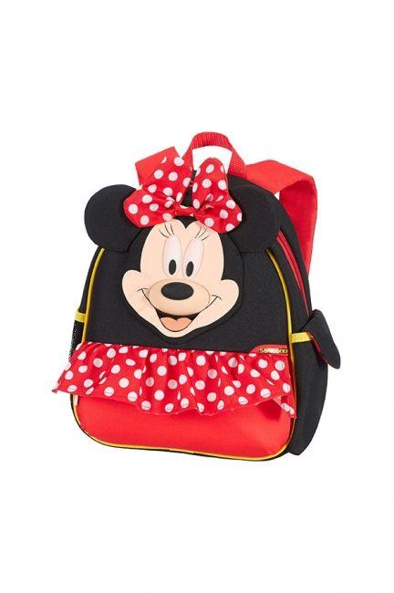 Suloinen ja laadukas Minni-reppu Samsoniten uudesta Disney Ultimate -mallistosta. Tässä selkärepussa on hauskat kolmiulotteiset Minnin kasvot ja punavalkoiset röyhelöt. Myös sisävuoressa on ihastuttavia yksityiskohtia, joissa on Minnin ikoninen rusetti ja valkoisia palloja. Käytännöllinen sisäpuolella oleva ID-tunniste auttaa pitämään huolta omaisuudesta. Muita premium-ominaisuuksia ovat pehmustettu selkäpaneeli, rintaremmi ylimäärästä Samsonite Disney Ultimate reppu S, Minnie Classic…