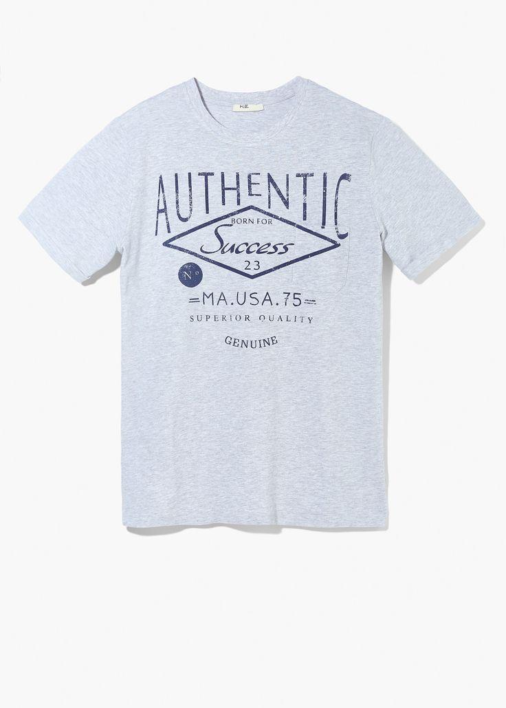T-shirt Authentic