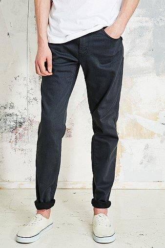 Levis 511 Jeans in Charcoal