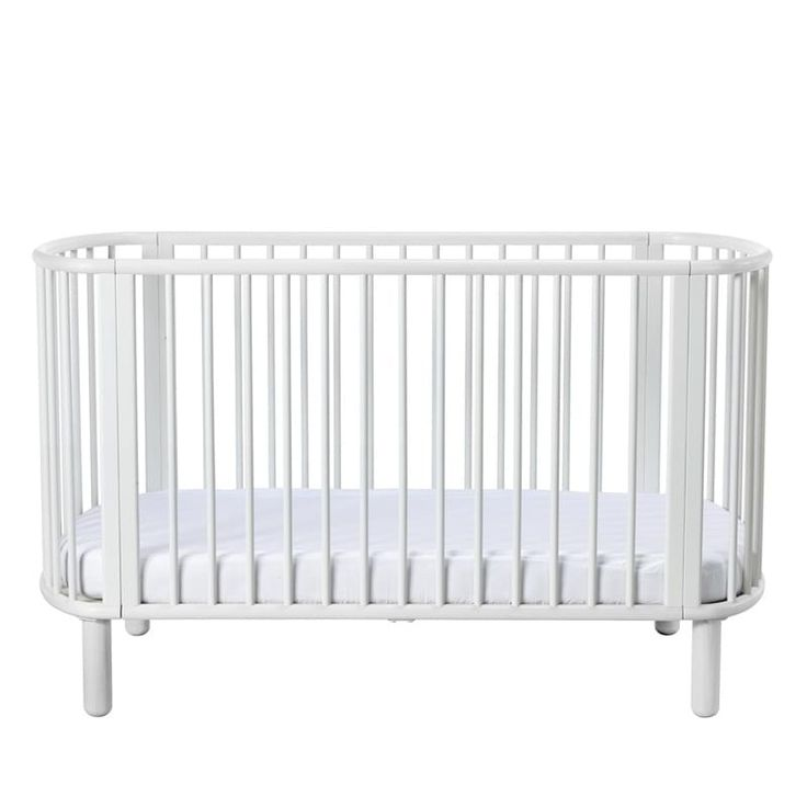 Flexa Play Cot - Mint Grey | Diddle Tinkers