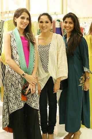 Sania Maskatiya Launches Second Store in Karachi,