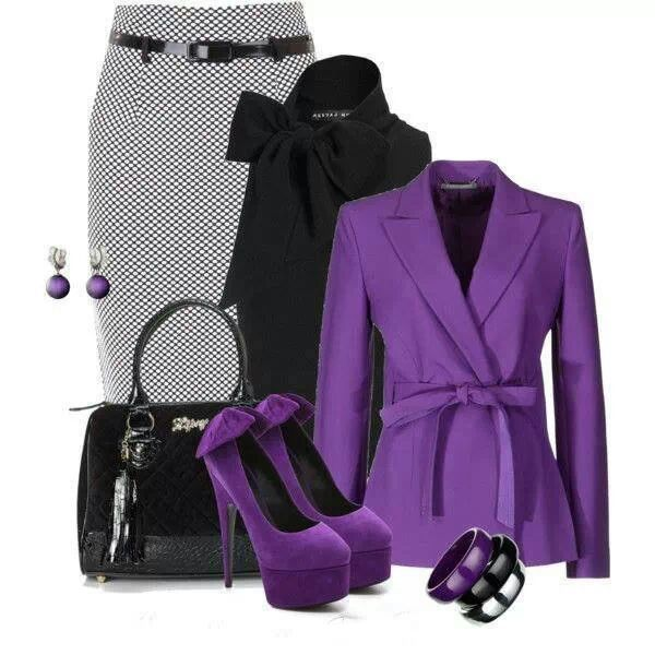 Classic look for women, www.lolomoda.com