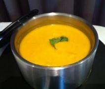 Sweet Potato & Coriander Soup