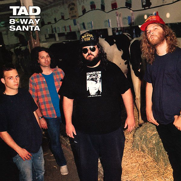 Sub Pop to Release TAD Classics 'God's Balls,' 'Salt Lick,' and '8-Way Santa' Deluxe Editions (finally) on November 4th in Sub Pop Records News