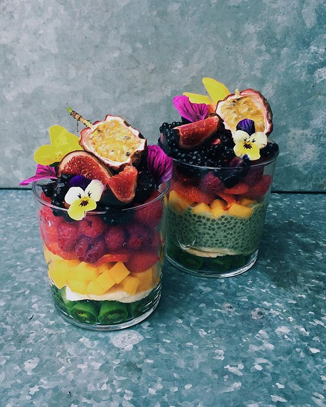 décoration fruits diy : salade de fruits créative
