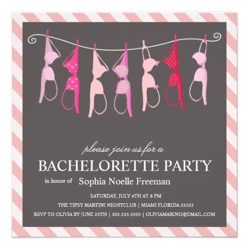 86 best WEDDING AND BRIDAL images on Pinterest Bachelorette - bachelorette invitation template