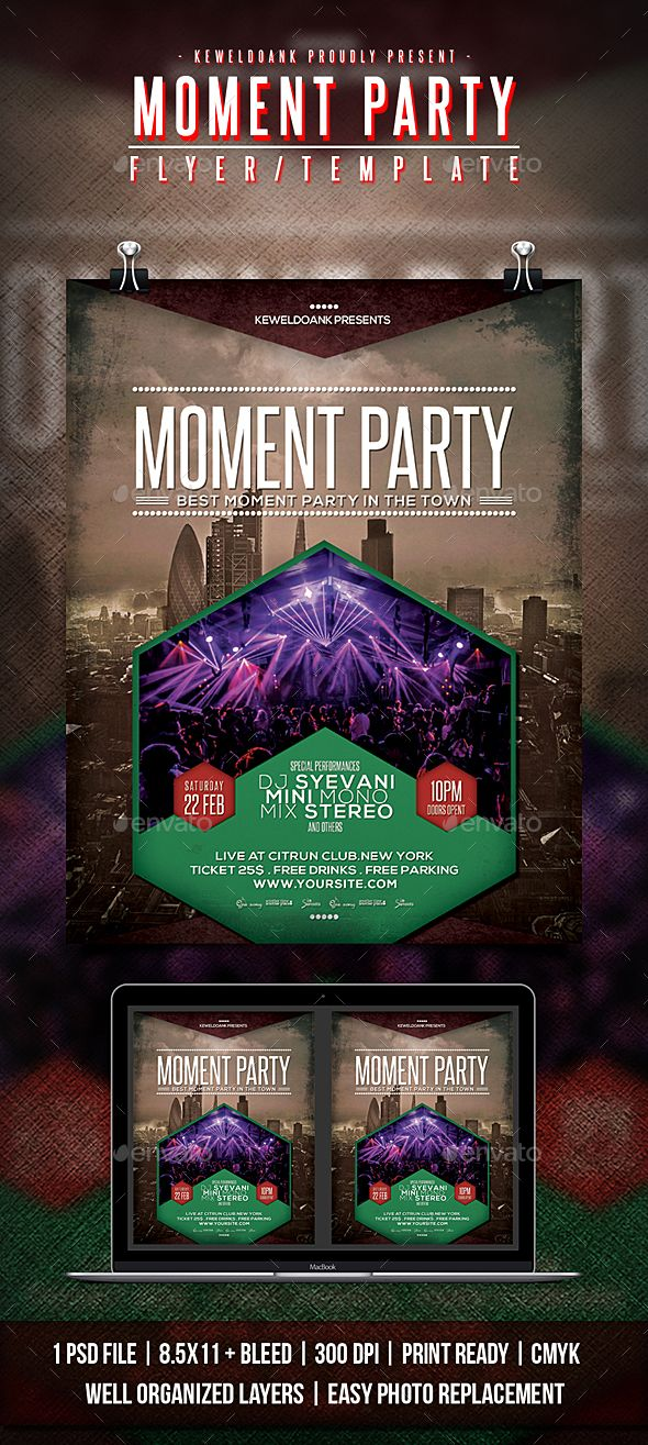The  Best Party Flyer Ideas On   Party Poster