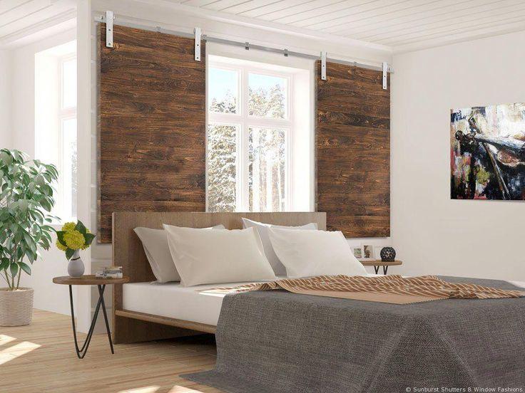 Barn Style Sliding Closet Doors | Interior Barn Doors And ...