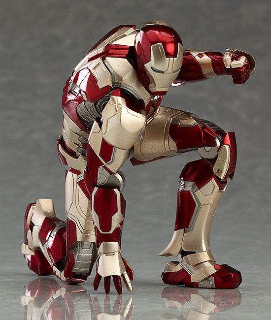 figma アイアンマン・マーク42