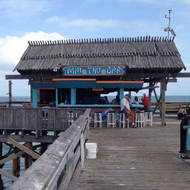 The Mai Tiki On Cocoa Beach Pier