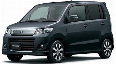 2013 Suzuki Wagon R - Stingray (155 kg Lighter)
