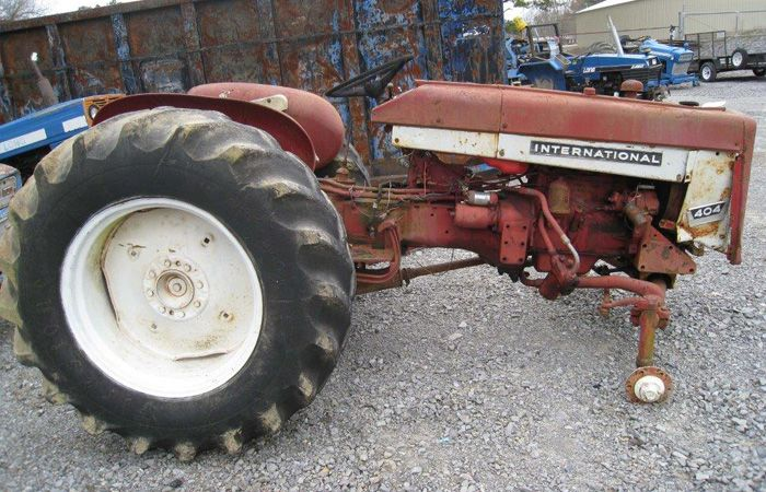 Used Tractor Parts Salvage Yards : Best used international tractor parts salvage