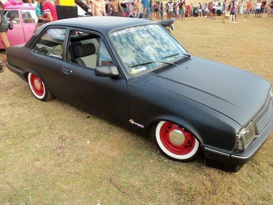Chevette Tunnado, carros encrementados, carangas da hora.