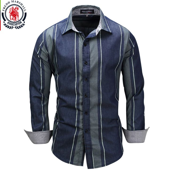 Fredd Marshall 2017 New Striped Patchwork Shirts Long Sleeve Casual Dress Shirt Male Cotton Shirt Brand Camisa Masculina 3XL 079     Tag a friend who would love this!     FREE Shipping Worldwide     Buy one here---> https://onesourcetrendz.com/shop/all-categories/mens-clothing/mens-shirts/fredd-marshall-2017-new-striped-patchwork-shirts-long-sleeve-casual-dress-shirt-male-cotton-shirt-brand-camisa-masculina-3xl-079/