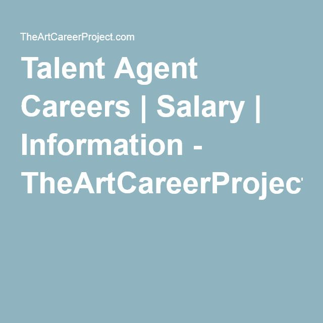The 25+ best Talent agent ideas on Pinterest Acting auditions - talent agent sample resume