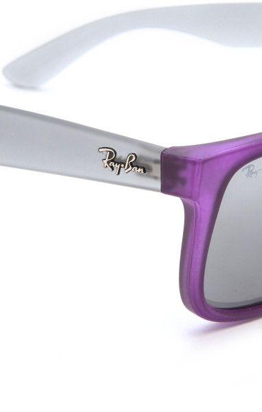 8a3ca1acba Ray Ban Aviator Caravan Purple