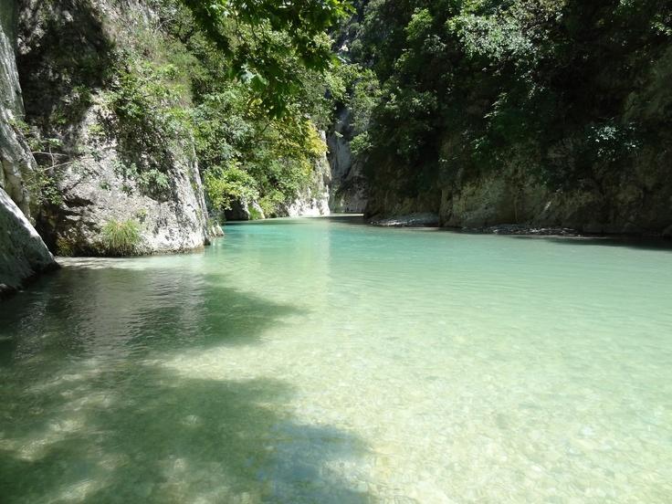 The river Acheron / Styx - Parga - Greece