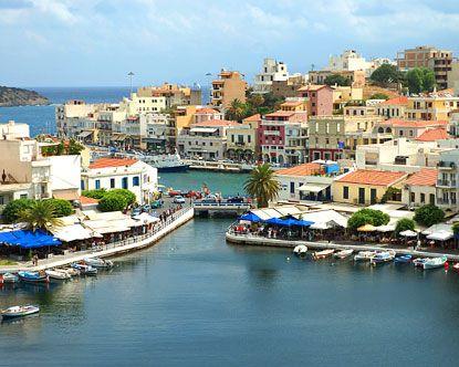 Ag. Nikolaos, Lasithi , Crete