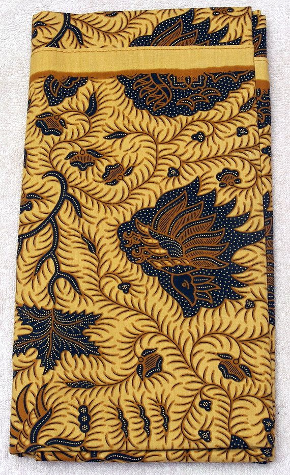Hey, I found this really awesome Etsy listing at https://www.etsy.com/listing/204584561/indonesian-batik-fabric-for-quilting