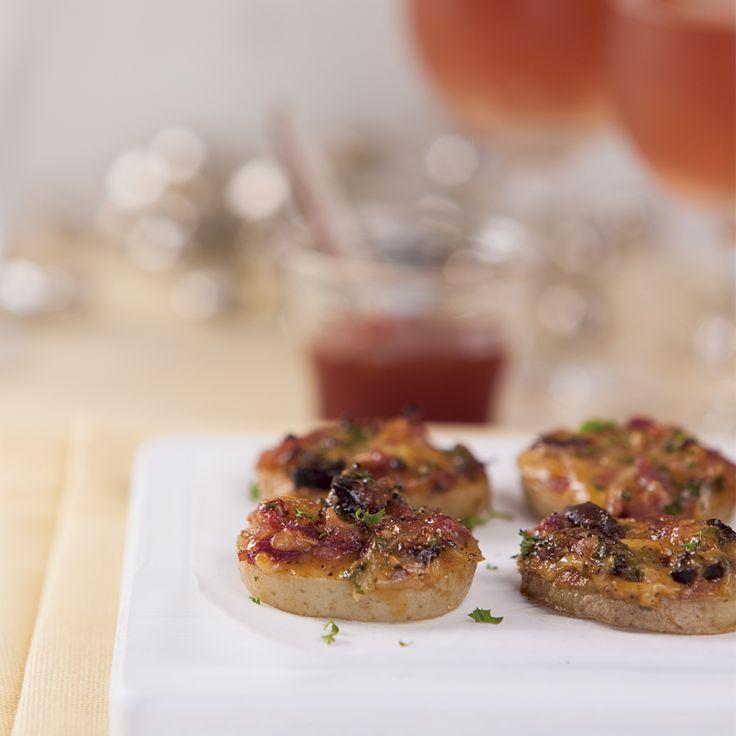 Cheese & Bacon Potato Bites