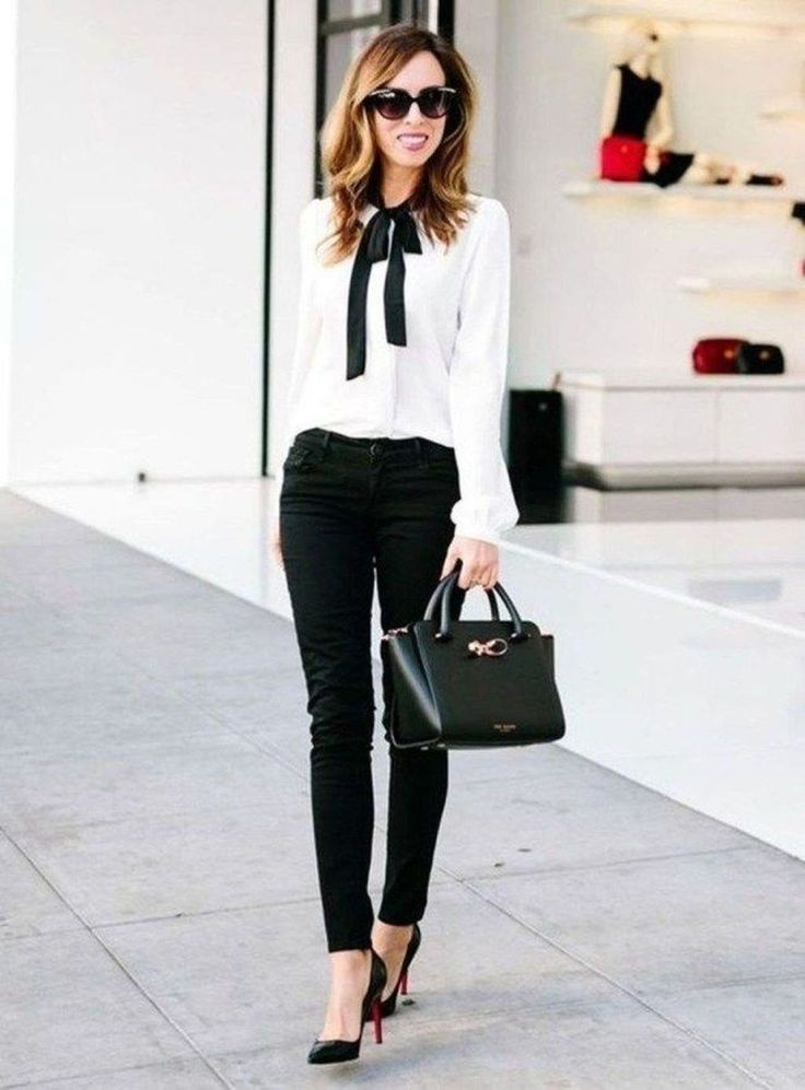 30+ Stylish Outfit Ideas For Work 2019 To Try Now Casual