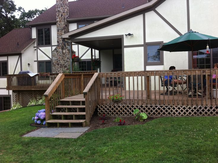 Estimate And Build A Deck In 7 Easy Steps