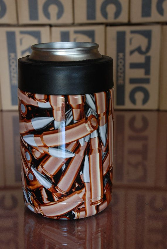 Oh my...so much love for this can keeper! RTIC Can cooler Bullets
