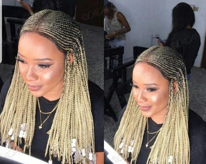Adanna With Images Braids Wig Braided Hairstyles Hair Styles