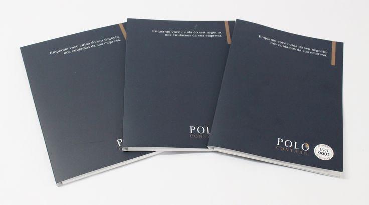 Impressos criada pela Agência Conceito.