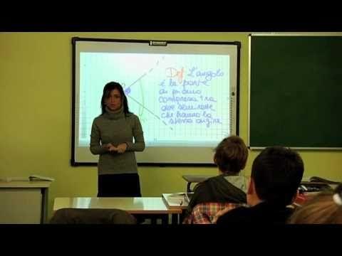 Come funziona la LIM e come integrarla nelle lezioni in classe - YouTube