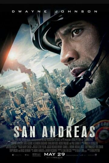 San Andreas - I really like Dwayne Johnson, but this movie is laughable!