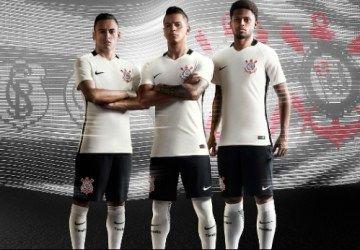 Corinthians 2016/17 Nike Home Kit