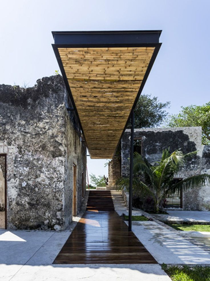 Une hacienda mexicaine - PLANETE DECO a homes world