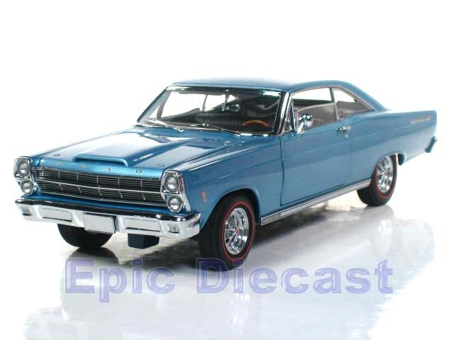 1967 Ford Fairlane | 1967 Ford Fairlane 500 in Blue - DX Muscle Cars, Pony Cars & Hot Rods ...