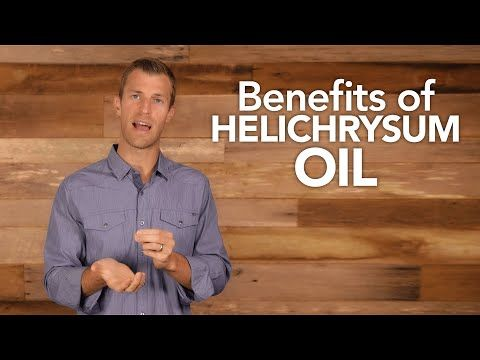 Helichrysum Essential Oil: Uses, Benefits & DIY Recipes