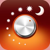 White Noise Ambience Lite app by logicworks. Can use this free app on an old iPod instead of a sound machine