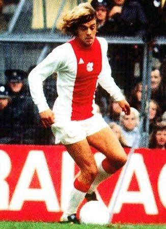 Johnny Rep, Netherlands (Ajax, Valencia, Bastia, Saint Etienne, PEC Zwolle, Feyenoord, Haarlem, Netherlands)