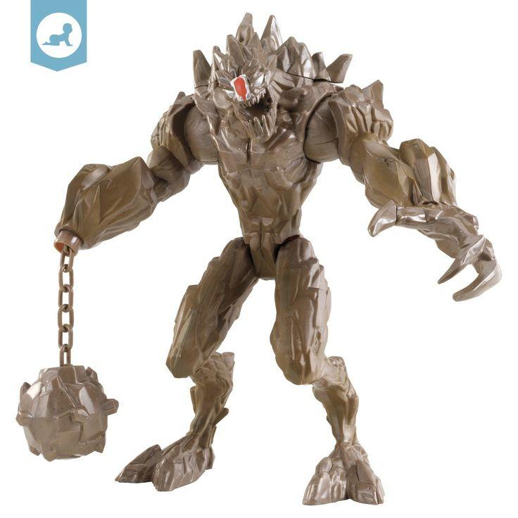 max steel elementor | Boneco Max Steel Elementor Pedra Esmagadora Mattel Bebe