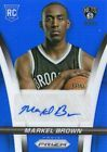 For Sale - Markel Brown 2014-15 Prizm BLUE PRIZM AUTO- Brooklyn Nets ROOKIE /449 - See More At http://sprtz.us/NetsEBay