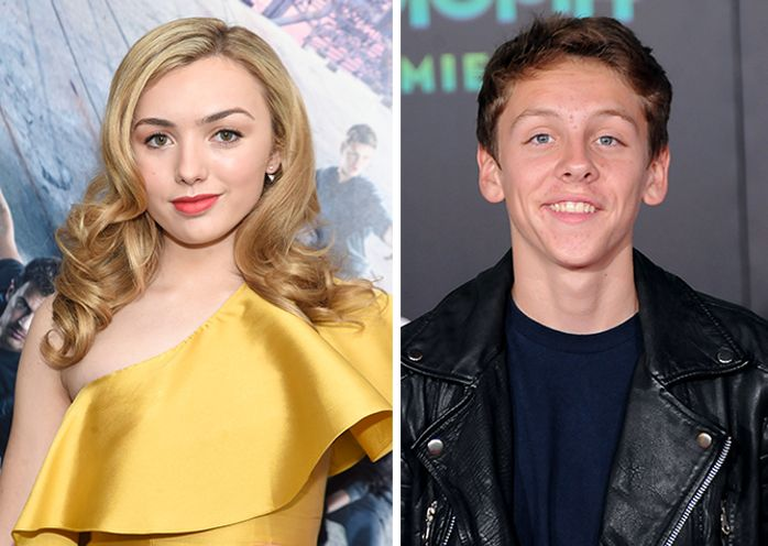 See the First Trailer for Peyton List & Jacob Bertrand's Disney…