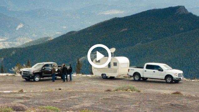 Silverado Films: See Silverado Vs. F - 150 | Chevrolet